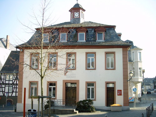 Altes Rathaus Bad Nauheim